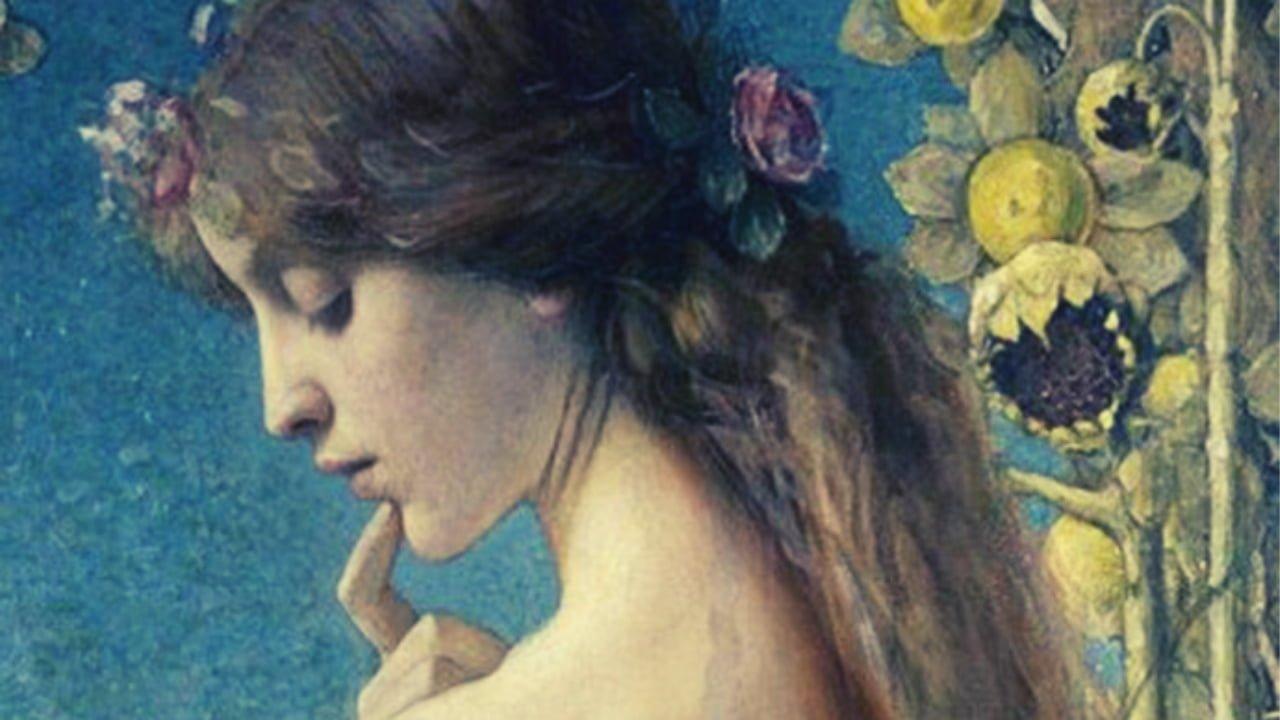Clizia la ninfa che si trasformò in un fiore per amore: il girasole